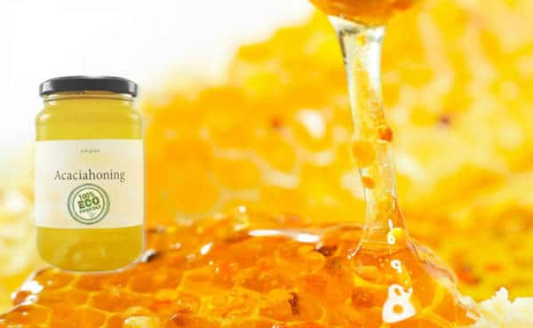 Zonnebloemhoning Rauw - 400 Gram