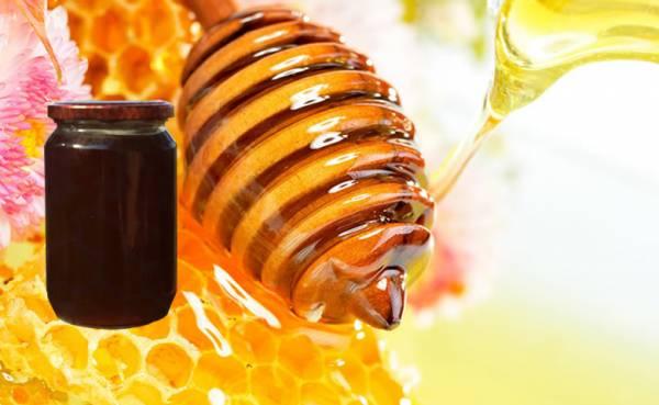 Honingdauwhoning Rauw - 400 Gram